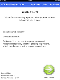 aha acls exam questions pictures to pin on pinterest pinsdaddy