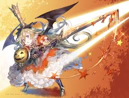halloween anime background 58 granblue fantasy hd wallpapers backgrounds wallpaper abyss