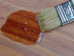 how to stain floors paint
