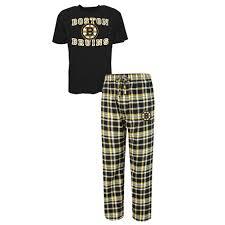 boston bruins home decor boston bruins pajamas