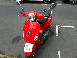 piaggio vespa moped motorcycle scooter only 699 no offers no