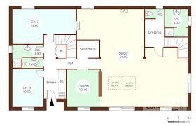 plan maison rdc 3 chambres plan maison rdc 3 chambres excellent hd wallpapers plan maison rdc