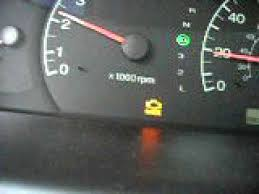 hyundai elantra check engine light 2003 hyundai elantra gls issue youtube
