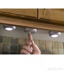 battery operated stick on lights buy gadget hero s set of 2 stick click led lights battery operated