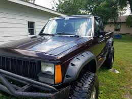 1991 jeep comanche eliminator 4 1989 jeep comanche 4x4 4 3 tbi automatic for sale in south bend in