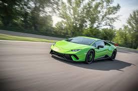 Lamborghini Huracan Lime Green - the lamborghini huracan performante at imola