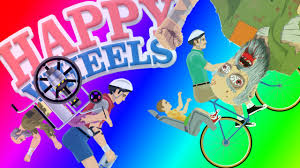 happy wheels hacked full version all 25 characters happy wheels funny moments timmy fails school rope swings and