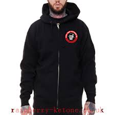 lowest price comparison rebel8 angelino zip hoodie black reb 816