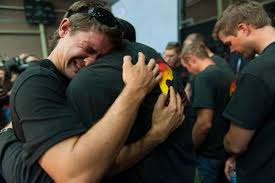 Arizona Firefighters Killed 2015 by The Measure Of A Mega Fire Wildfire Magazine
