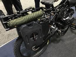 survival car motoped survival bike all terrain motorized military combat