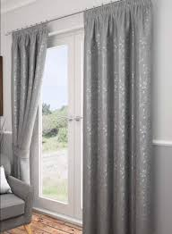 Black And Grey Curtains Top Ready Made Curtains Black Grey Colours