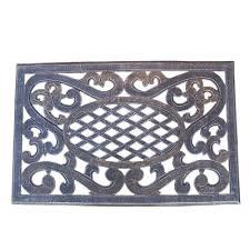 Cast Iron Doormat Oakland Living Mississippi Cast Aluminum Doormat 5089 Ap The