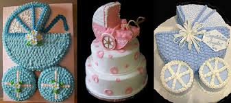 baby carriage cake baby carriage cakes