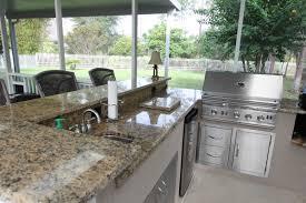 outdoor kitchen countertops ideas outdoor kitchen granite countertops diy concrete 2018 with