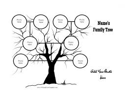 3 generation family tree generator all templates are free to