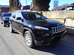 sport jeep cherokee 2017 2017 jeep cherokee latitude true north 4x4 in diamond black