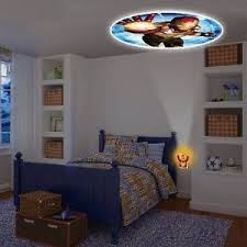plug in projector night light marvel iron man projector night lights wall ceiling led plug in kids