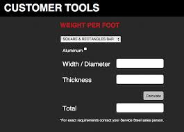 total square footage calculator steel tubing weight per foot cutting calculator service steel