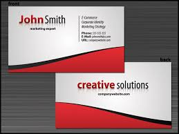 Create Business Card Free Create A Slick Business Card Design With Stunning Typography