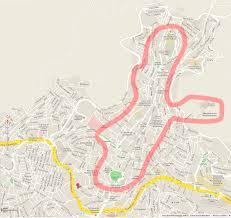 San Miguel De Allende Mexico Map by Easter El Gringo Suelto