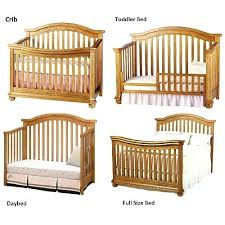Princeton Convertible Crib Sorelle Princeton 4 In 1 Convertible Crib With Changer Sorelle