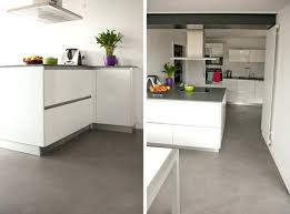 enduit cuisine lessivable beton cire cuisine beton cire pour credence cuisine beton cire pour