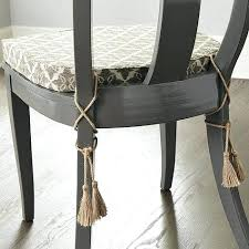 chair cushions dining room chair pads for kitchen chairs view in gallery braided chair pads for