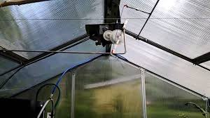 Greenhouse Windows by Diy Greenhouse Window Opener Youtube
