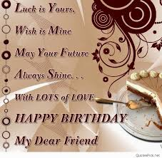 beautiful birthday wishes for best friend best