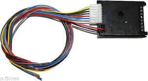 universal 7 way bypass relay towing electrics towbar wiring ebay
