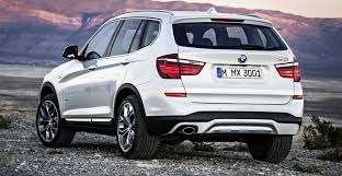 bmw rally 2014 swanky 2015 bmw x3 debuts in chicago ahead of may 2014 showroom