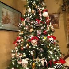 mackenzie childs tree in nyc spirit
