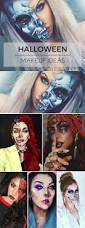 25 mind blowing makeup ideas to try for halloween makeup ideas