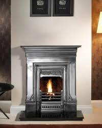 artisan edenbridge full polished cast iron fireplace artisan