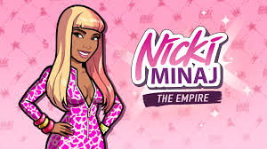 build your own rap empire with nicki minaj u0027s new mobile game