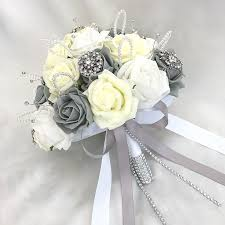 wedding flowers silk wedding flowers best annabel artificial flowers wedding