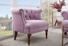 Lavender Accent Chair 2483 952 Katherine Accent Chair Tufted