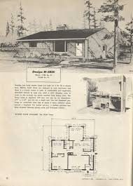 Ranch Home Plans 1950s Ranch Style Home Plans House Design Vintage Luxihome