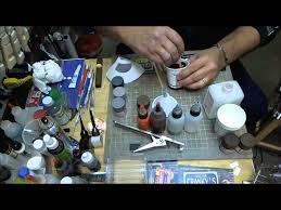 Mixing Spray Paint Colors - mixing your tamiya acrylics youtube