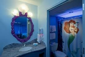 disney bathroom ideas mermaid themed bathroom décor lovetoknow