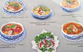 thai küche essen in thailand alles ein bisschen anders als hier