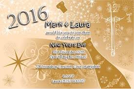 stag do invite 10 personalised new years eve party invitations no2