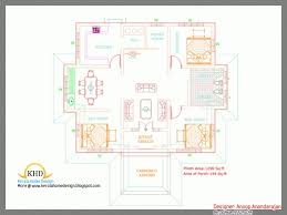 stunning floor house plan and elevation 1290 sq ft kerala home