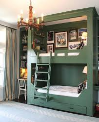 Small Space Solution BuiltIn Bunk Beds For Kids Rooms - Kids built in bunk beds