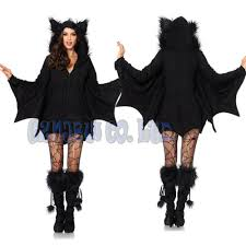 gothic vampire bat witch women fancy long dress queen