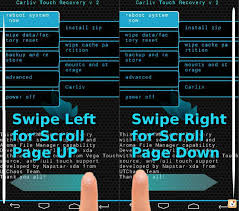 cwm recovery apk recovery touch ctr v2 4 based on cwm xolo q700 q700i
