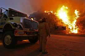 California Wildfires Burn Cars by California Drought Brings Risk Of U0027explosive U0027 Wildfires La Times