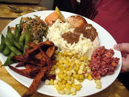 thanksgiving day plates themontecristos