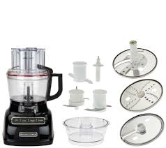 Kitchen Aid Grinder Attachment Kitchenaid 9 Cup Exactslice Food Processor W Julienne Disc Page