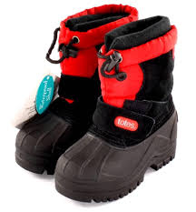 s boots waterproof winter boots totes timmy toddler boys black boots